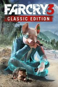 Carátula para el juego Far Cry 3 Classic Edition de Xbox 360