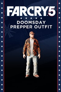 FAR CRY 5 - Prepper Outfit
