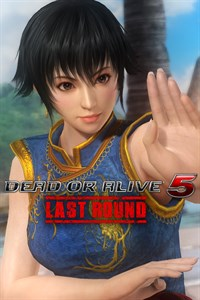 Carátula del juego DEAD OR ALIVE 5 Last Round Character: Pai