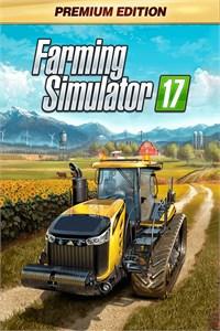 Carátula del juego Farming Simulator 17 - Premium Edition