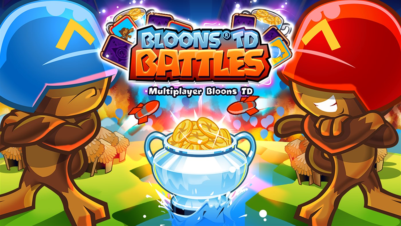 #1. Bloons TD Battles (Windows Phone)