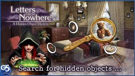 Get Letters From Nowhere A Hidden Object Mystery Microsoft Store