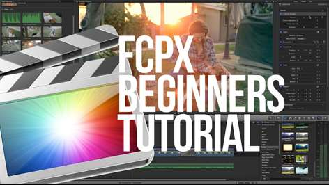 Master Final Cut Pro X App Latest version Free Download 2019