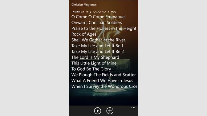 Get Christian Ringtones - Microsoft Store