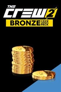 Carátula para el juego The Crew 2 Bronze Crew Credits Pack de Xbox 360