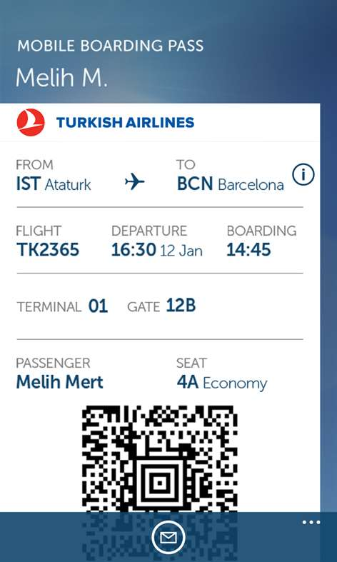 Get Turkish Airlines Microsoft Store