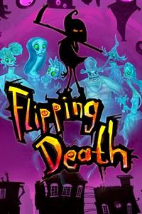 Carátula para el juego Flipping Death de Xbox 360