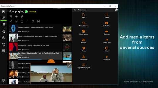 Duplex Media Player + for Windows 10 PC Free Download - Best
