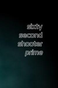 Carátula del juego Sixty Second Shooter Prime