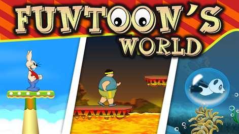 Funtoon's World HD Screenshots 1