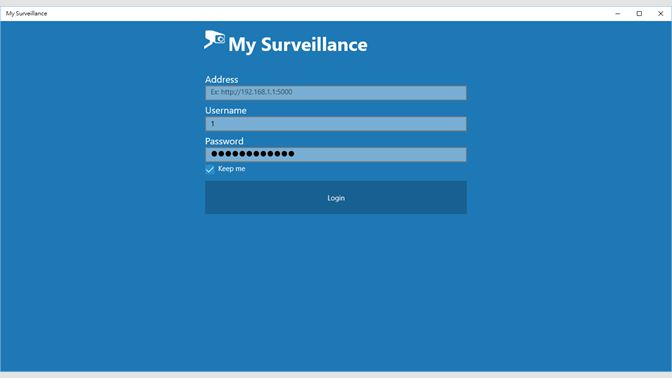 Get My Surveillance - Microsoft Store