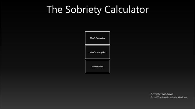 Get The Sobriety Tester Microsoft Store