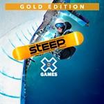 Steep X Games Gold Edition Logo