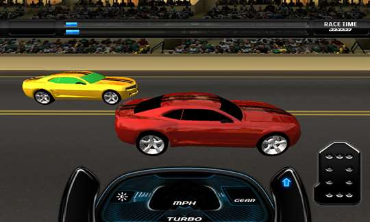 Drag Racing 3D Rush Rivals screenshot 3