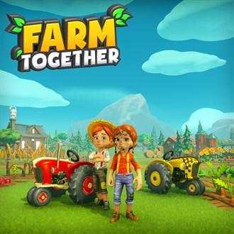 Farm together - laurel packaging