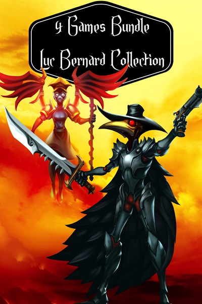 4 Games Bundle: Luc Bernard Collection