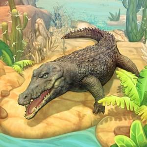 Crocodile Family Sim : Online