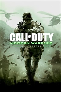 Carátula del juego Call of Duty: Modern Warfare Remastered