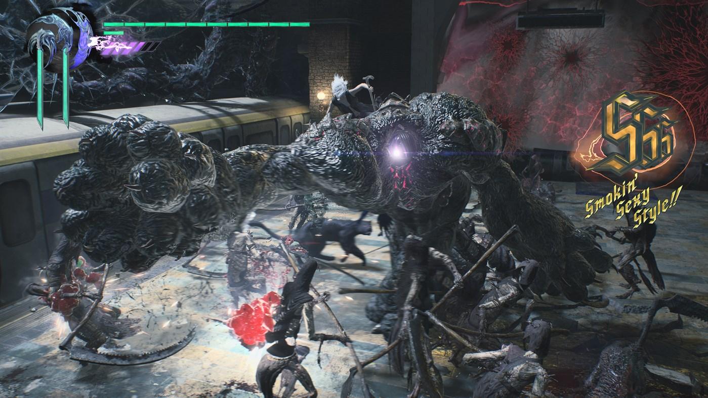 numerosas opciones graficas para jugar Devil My Cry 5 Special Edition jugar