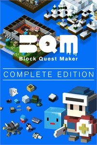 BQM - BlockQuest Maker [COMPLETE EDITION]