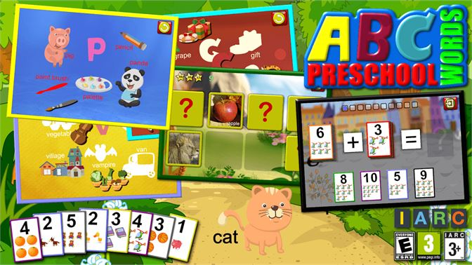 5f389649a84 Get ABC Preschool Sight Word Jigsaw Puzzle Shapes - teaches toddlers ...