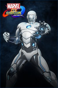 Carátula del juego Marvel vs. Capcom: Infinite - Superior Iron Man Costume