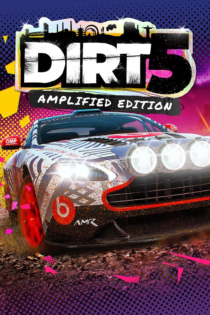 Buy DIRT 5 Amplified Edition - Microsoft Store en-GB