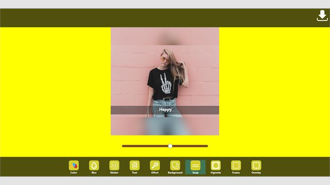 Get Snappy Face Photo Filters - Microsoft Store