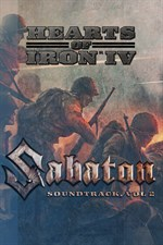 Music - hearts of iron iv: sabaton soundtrack vol. 2 download free torrent