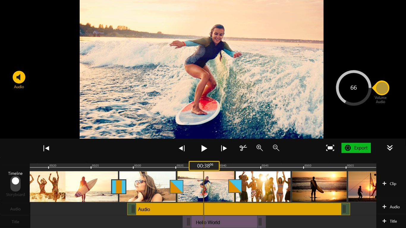 Magix Movie Edit Touch 2