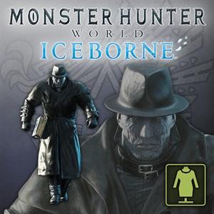 Traje de Tyrant de la Encargada Xbox One