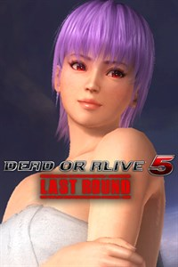Carátula del juego DEAD OR ALIVE 5 Last Round Ayane Bathtime Costume