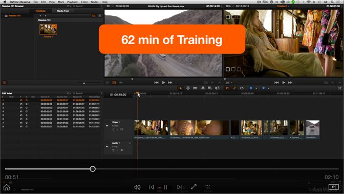 Buy Getting Started Course For DaVinci Resolve  - Microsoft Store