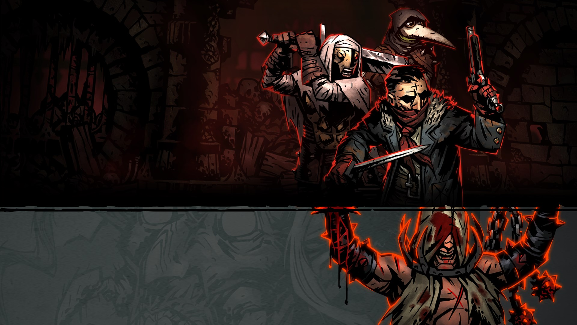 Darkest Dungeon®: Crimson Edition