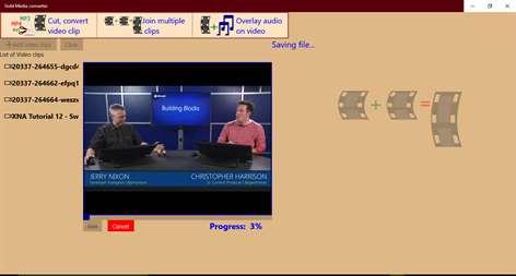 Gold Media converter Screenshots 2