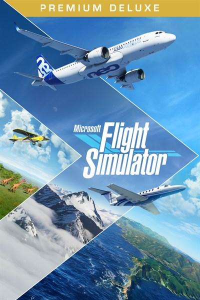Microsoft Flight Simulator: Premium Deluxe