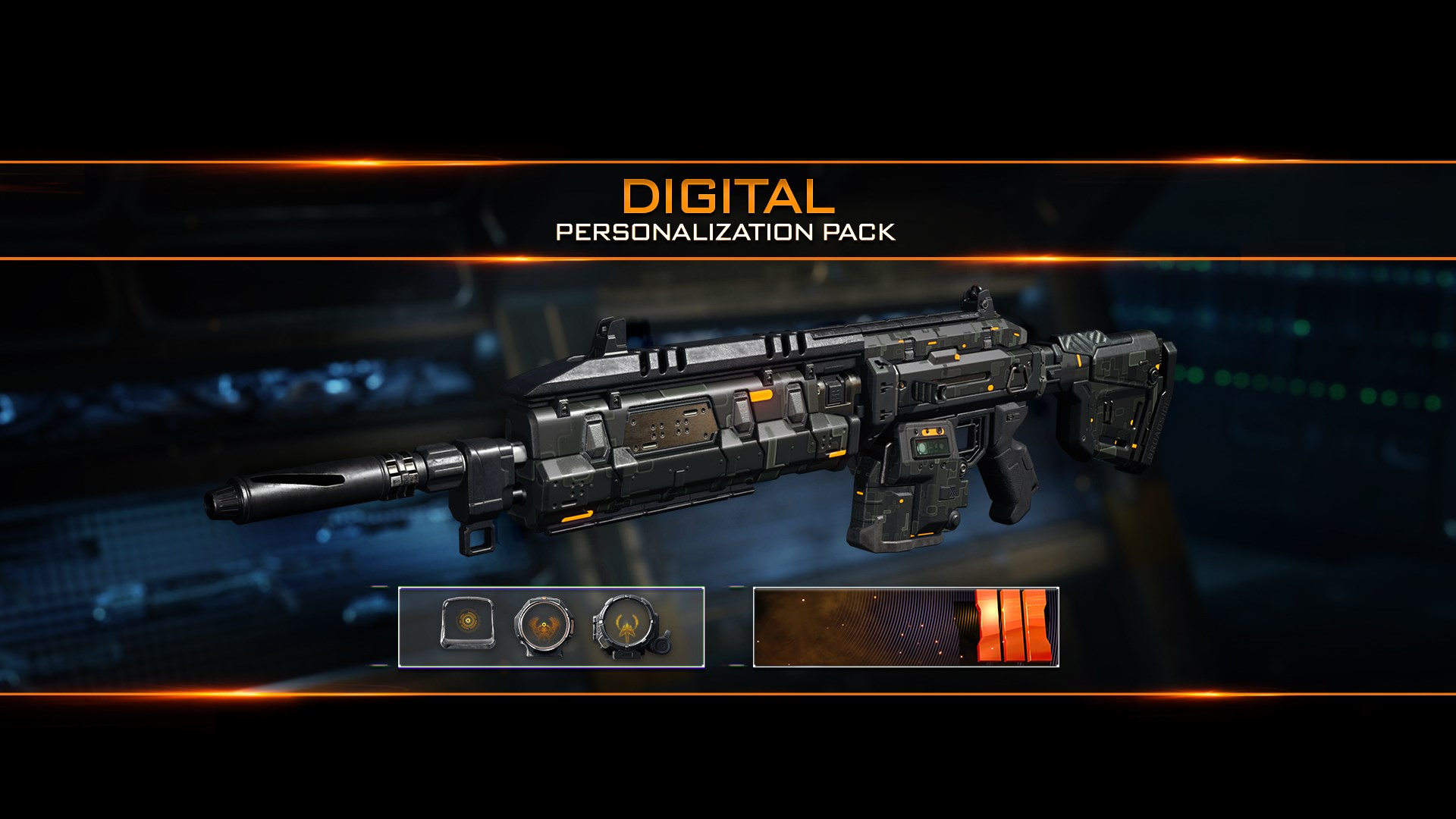 Black Ops III - Digital Personalization Pack