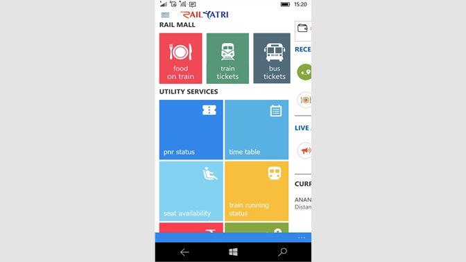 Get PNR & Train Status : RailYatri - Microsoft Store en-IN