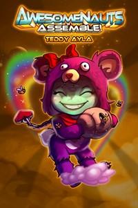 Carátula del juego Teddy Ayla - Awesomenauts Assemble! Skin