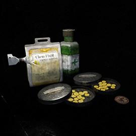 Survival Pack: Chem Fluid Set