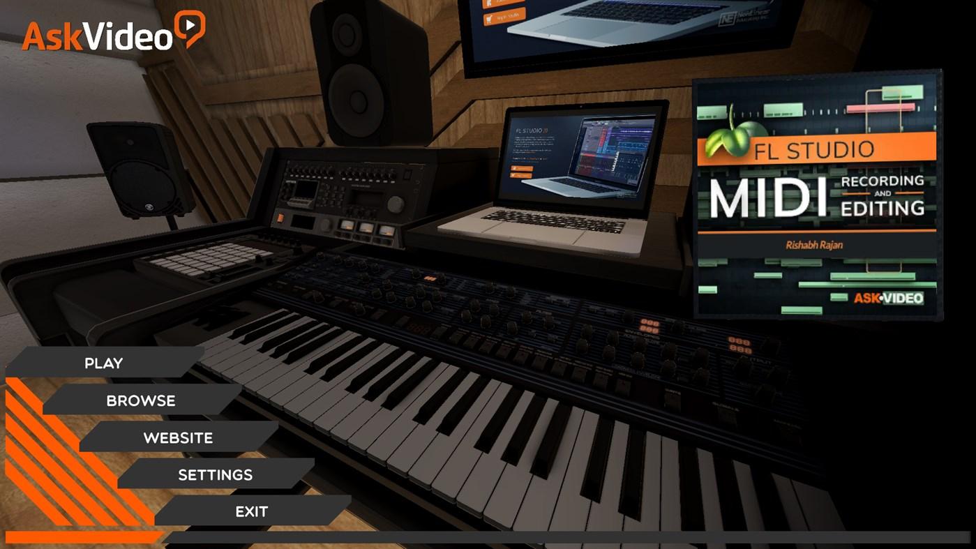 Recording & Editing Course For FL Studio by AV 102