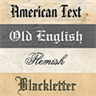 Monotype Ceremonial Font Pack