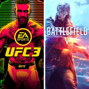 BATTLEFIELD V and EA SPORTS™ UFC® 3 Bundle Xbox One