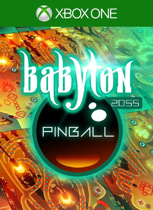 Babylon 2055 Pinball boxshot