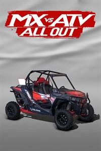 Carátula del juego 2018 Polaris RZR XP Turbo DYNAMIX