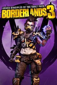 Borderlands 3: Amaras Multiversum-Jünger der Kammer-Kosmetik-Pack