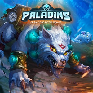 Paladins Sacred Wolf Pack Xbox One