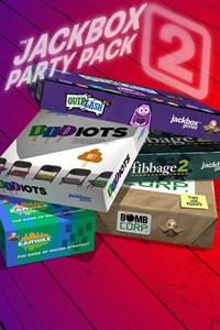Carátula para el juego The Jackbox Party Pack 2 de Xbox 360