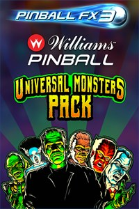 Pinball FX3 - Williams™ Pinball: Universal Monsters Pack