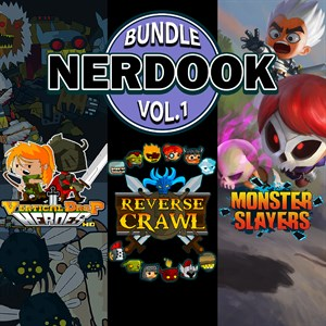 Digerati Nerdook Bundle Vol.1 Xbox One